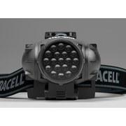 Stirnlampe Duracell Hdl 1 - Schwarz, MODERN, Kunststoff (6,1/7/5,5cm)