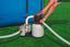 Sandfilterpumpe 1000 Gal Sand Filter - Orange/Weiß, MODERN, Kunststoff/Metall (25,4cm) - Bestway