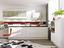 Einbauküche Pn 300 Breite 333 cm Weiß - Weiß, MODERN, Holzwerkstoff - Pino