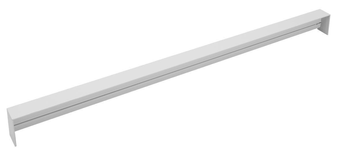 Karniese Universal II, L: 140 cm - Weiß, KONVENTIONELL, Holz (140cm) - MÖBELIX