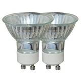 Halogen-Leuchtmittel 350 lm, Gu10, C, 2 Stück - Klar, KONVENTIONELL (5/5,5cm)