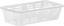 Aufbewahrungskörbchen Xs - Anthrazit/Weiß, KONVENTIONELL, Kunststoff (19,7/10/5cm) - Homezone