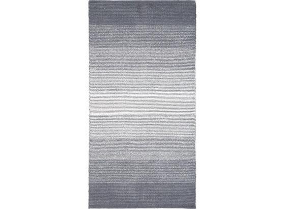 Plátaný Koberec Malto - sivá, Moderný, textil (70/140cm) - Mömax modern living