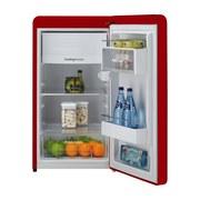 Bikitchen Kühlschrank Retro Cool 120 Rot - Rot, KONVENTIONELL, Kunststoff (49/92/58cm) - Bikitchen