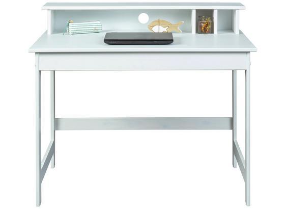 Schreibtisch HILDA Weiß