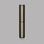 Stehleuchte Cossano 3 - Braun/Weiß, MODERN, Holz/Metall (18/108cm)
