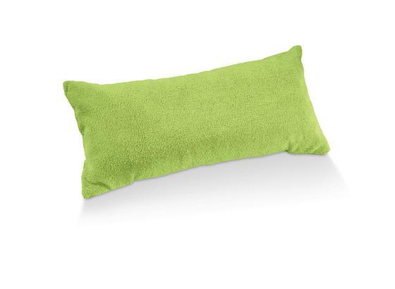 Polštářek Do Vany Suri - bílá/petrolej, textil (20/40cm) - Mömax modern living
