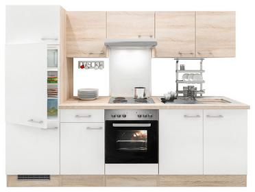 Küchenschrank in Sonoma Eiche Dekor online kaufen