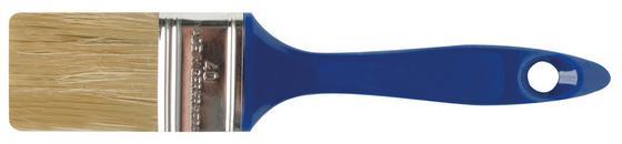 Pinsel 60mm - Dunkelblau, KONVENTIONELL, Kunststoff/Metall (23cm) - Gebol