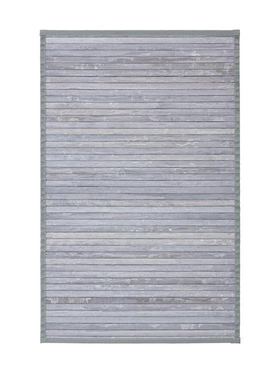 Hladce Tkaný Koberec Paris 1 - šedá, textil (50/80cm) - Mömax modern living