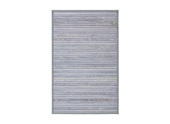 Koberec Tkaný Na Plocho Paris 1 - šedá, textil (50/80cm) - Mömax modern living