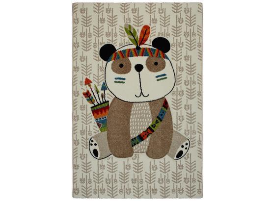 Dětský Koberec Panda - béžová, Basics, textil (100/150cm) - Mömax modern living