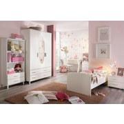 Kinder-/Juniorbett Kinderbett 70x140 cm Weiß - Weiß, LIFESTYLE, Holz/Holzwerkstoff (77/58/145cm)