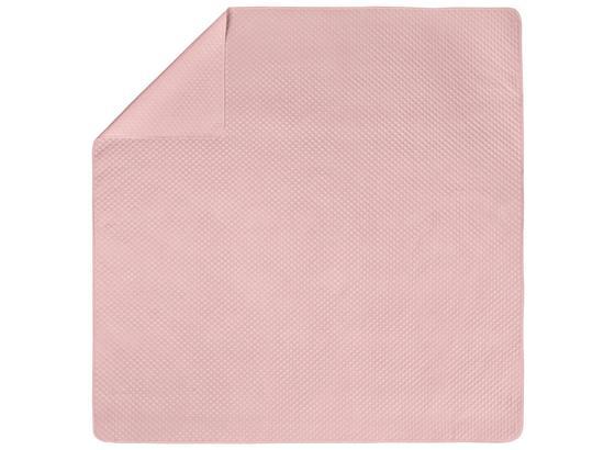 Denná Deka Grazyna-ext- - ružová, textil (230/230cm) - Mömax modern living