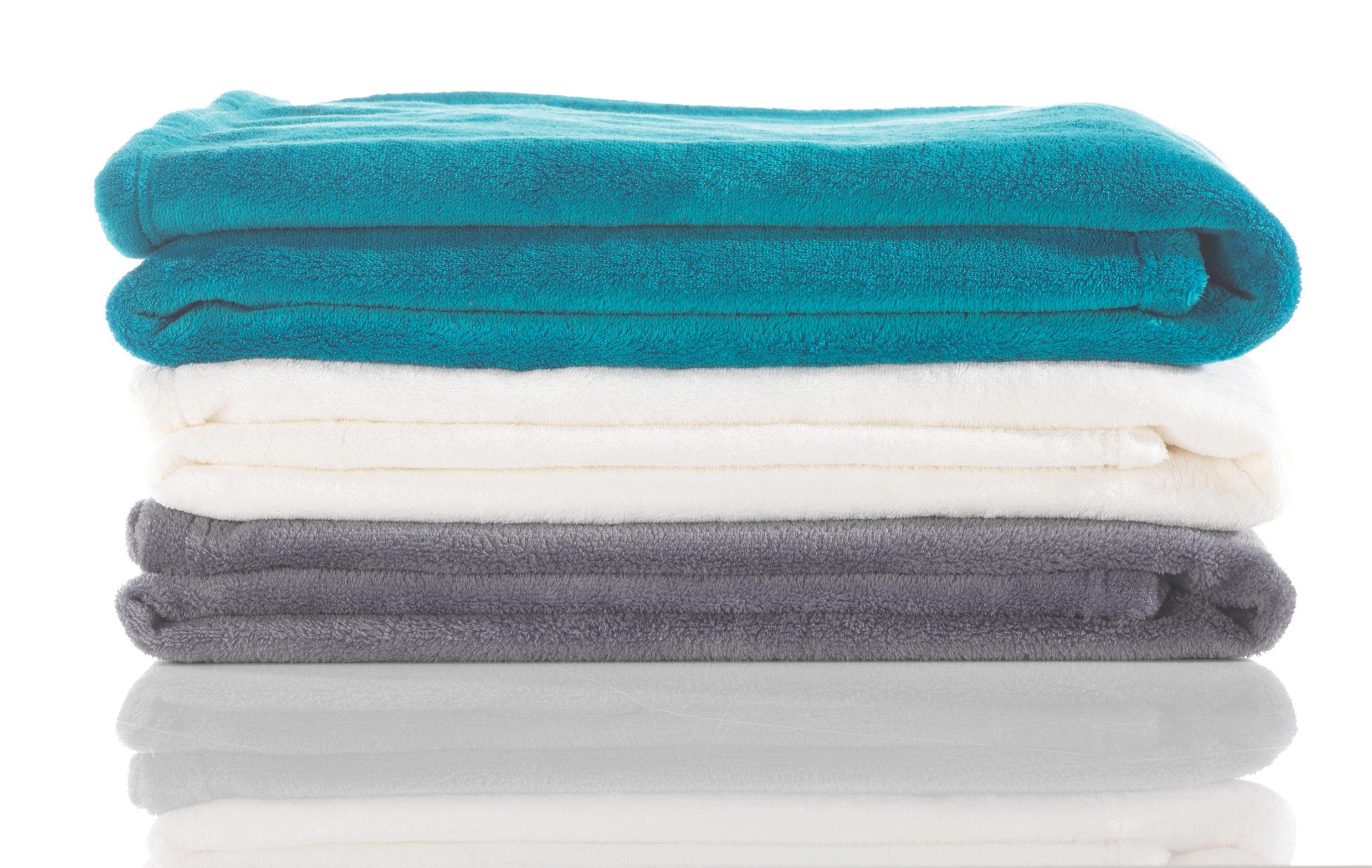 Deka Kuschelix - bílá, textil (140/200cm)
