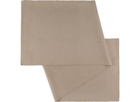 Ubrus 'běhoun' Na Stůl Maren - šedá, textil (40X/150cm) - Mömax modern living