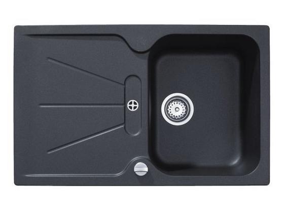 Drez Cara 45 B-tg - čierna, Moderný, kameň (79,5/50cm) - Teka