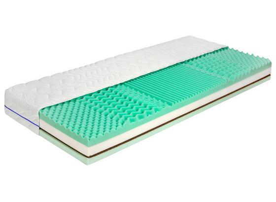 Matrac Viva Kokos 160x200 Cm H2/h3 - biela, Moderný, textil (200/160/20cm) - Primatex