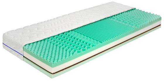 Matrace Viva Kokos Cca 160/200 Cm, H2/h3 - bílá, Moderní, textil (200/160/20cm) - Primatex