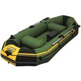 Schlauchboot Hydro Force Pro für 3p 291x127x46cm 65096 - Gelb/Schwarz, MODERN, Kunststoff (291/127/46cm) - Bestway
