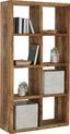 Deliaca Stena Industry - prírodné farby, Štýlový, drevo (94/180/35cm) - James Wood