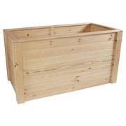 Hochbeet Holz Helios LxBxH: 150x76x78 cm - MODERN, Holz (150/76/78cm) - James Wood