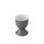 Kalíšek Na Vejce Sandy - šedá, Konvenční, keramika (4,8/6,5cm) - Mömax modern living
