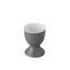 Pohárik Na Vajíčka Sandy - sivá, Konvenčný, keramika (4,8/6,5cm) - Mömax modern living