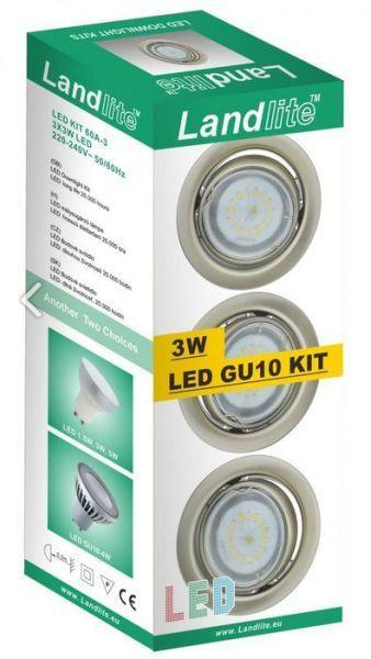 Beépíthető Lámpa 3db - (1mm)