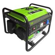 Stromerzeuger ZI-STE2800IV - Schwarz/Grün, MODERN, Kunststoff/Metall - Zipper