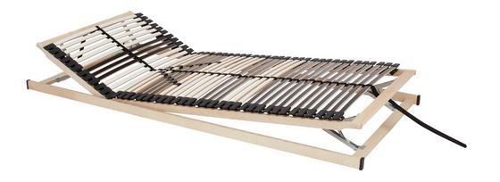 Rošt Comfort - bílá/černá, dřevo (90/200cm) - Primatex