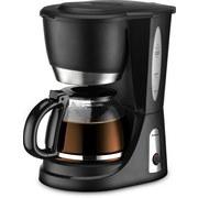 Filterkaffeemaschine Passion 6 - Schwarz, MODERN, Kunststoff (16/22/27cm)