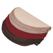 Lépcsőszőnyeg Birmingham - Bézs/Piros, konvencionális, Textil (25/65cm)
