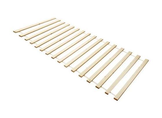 Rollrost 100x200 cm - Kieferfarben, Basics, Holz (100/200cm) - Livetastic