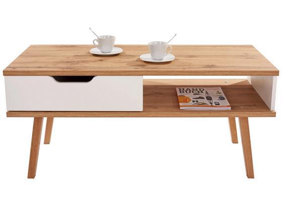 Couchtisch Turin 110cm Mit Schublade Und Ablagefach Online Kaufen
