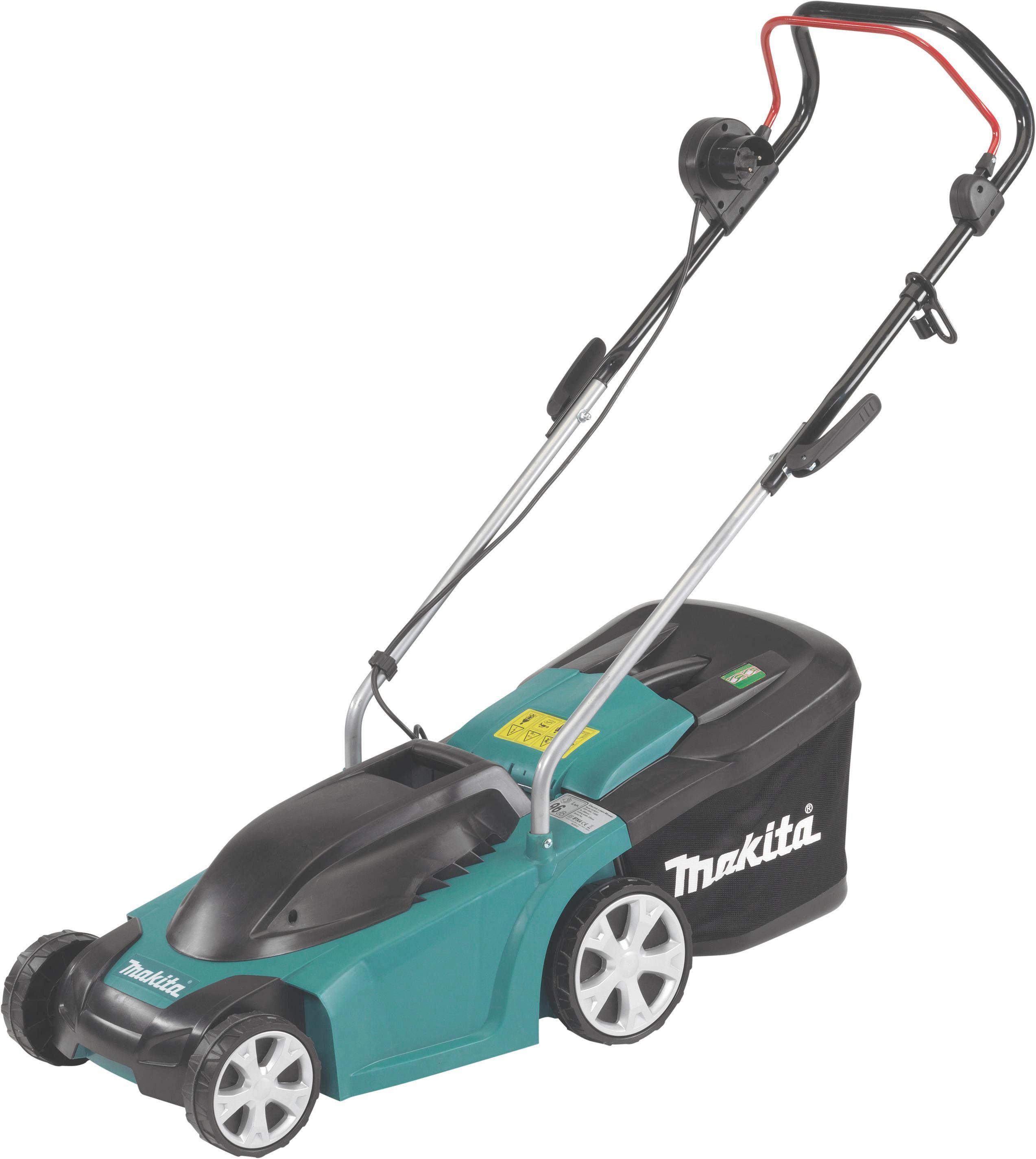 Makita Elektro-Rasenmäher ELM3711 - Kunststoff/Textil (14,9kg) - Makita