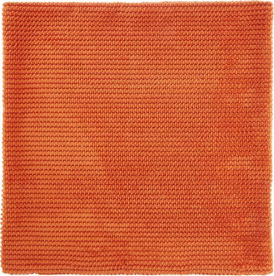 Povlak Na Polštář Maxima -ext- - terra cotta, Konvenční, textil (50/50cm) - Mömax modern living