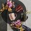 Hrnček Na Kávu Love - zlatá/bobuľová, Moderný, keramika (8,5/10,5cm) - Mömax modern living