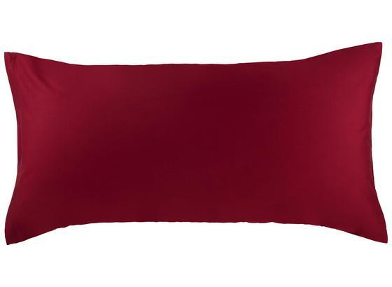 Povlak Na Polštář Belinda 40x80cm - bordeaux/barvy stříbra, textil (40/80cm) - Premium Living