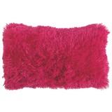 Zierkissen Carina - Beere, MODERN, Textil (30/50cm) - LUCA BESSONI