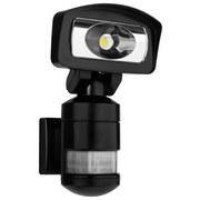 LED-Roboter-Sicherheitsleuchte Fsl-80114 16 Watt, Wandmontage - Schwarz, MODERN, Kunststoff (15,5/27cm)