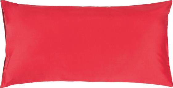 Povlak Na Polštář Belinda - červená, textil (40/80cm) - PREMIUM LIVING