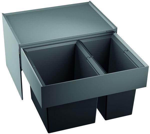Vstavaný Odpadkový Triedič Select 60/2 - (40/56,8/36,2cm)