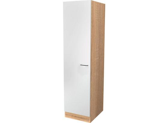 Skříňka Na Nádobí Samoa  Ge50 - bílá/barvy dubu, Konvenční, kompozitní dřevo (50/200/57cm)