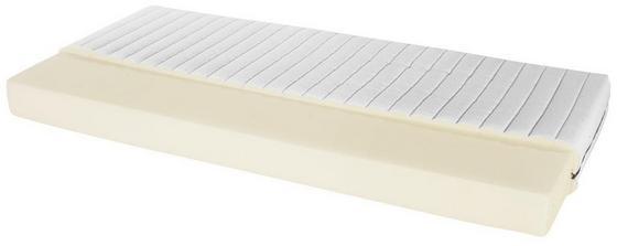 Allergikermatratze Allergiker Plus H2 140x200 - Weiß, Textil (140/200cm) - Primatex