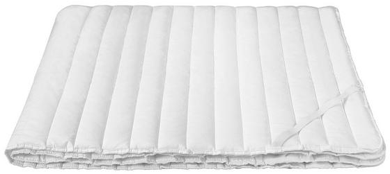 Matratzenschoner Ramona - Weiß, KONVENTIONELL, Textil (95/195cm) - PRIMATEX