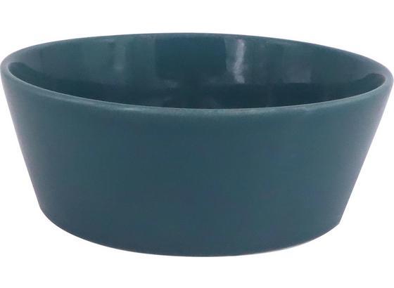 Miska Merit - petrolejová, Moderný, keramika (17,8cm) - Premium Living