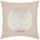 Zierkissen Dione 45x45 cm - Beige/Silberfarben, MODERN, Textil (45/45cm) - Luca Bessoni