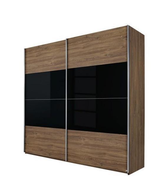 Skříň Beluga Base 225 Cm - barvy dubu, Moderní, dřevěný materiál (225/223/69cm)