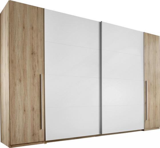 Sada Vkladacích Políc Joker - farby dubu, kompozitné drevo (105 3 47cm) - Modern Living